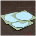 NFC tag for metal surfaces