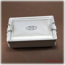 Aluminum cache container from MFH