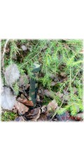 Bison cache in camo pipe green/brown camo