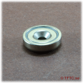 Magnet Ø 16 height 4.5mm with screw hole