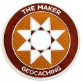 The Maker Geocoin