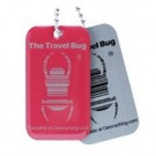 QR-Travelbug Pink