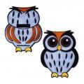 Owl geocoin - Snow owl