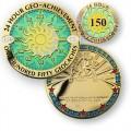 Geo-Achievement set 150 caches in 24 hours