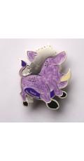Hosenflicker Pearl purple