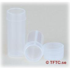 Small plastic tube