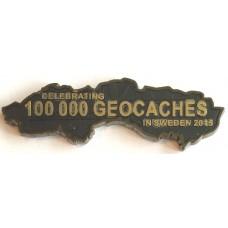 100 000 caches in Sweden, Black nickel