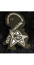 Cutethulhu geocoin - Ghatanothoa