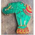 Elephant geocoin वरवारण (Varavarana)