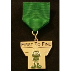 FTF Medal - Traditional green