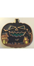 The Spirit of Halloween -  Antique copper