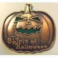 The Spirit of Halloween -  Antique copper