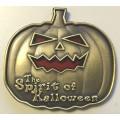 The Spirit of Halloween -  Antique gold