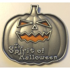 The Spirit of Halloween -  Antique silver
